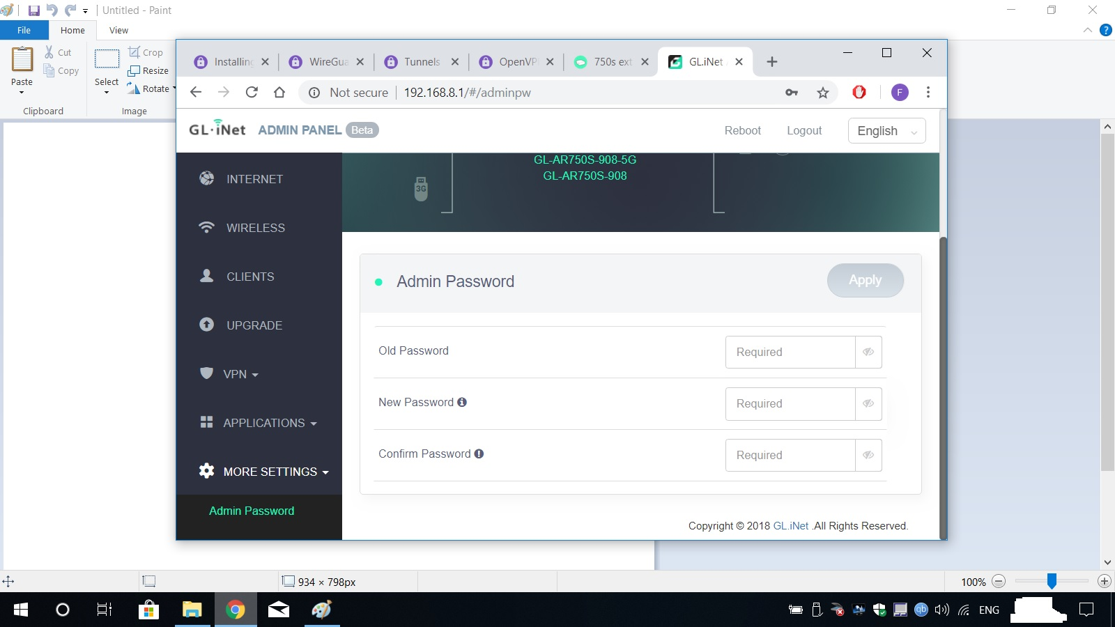 750s ext received and new vpn provider - routers - GL iNet