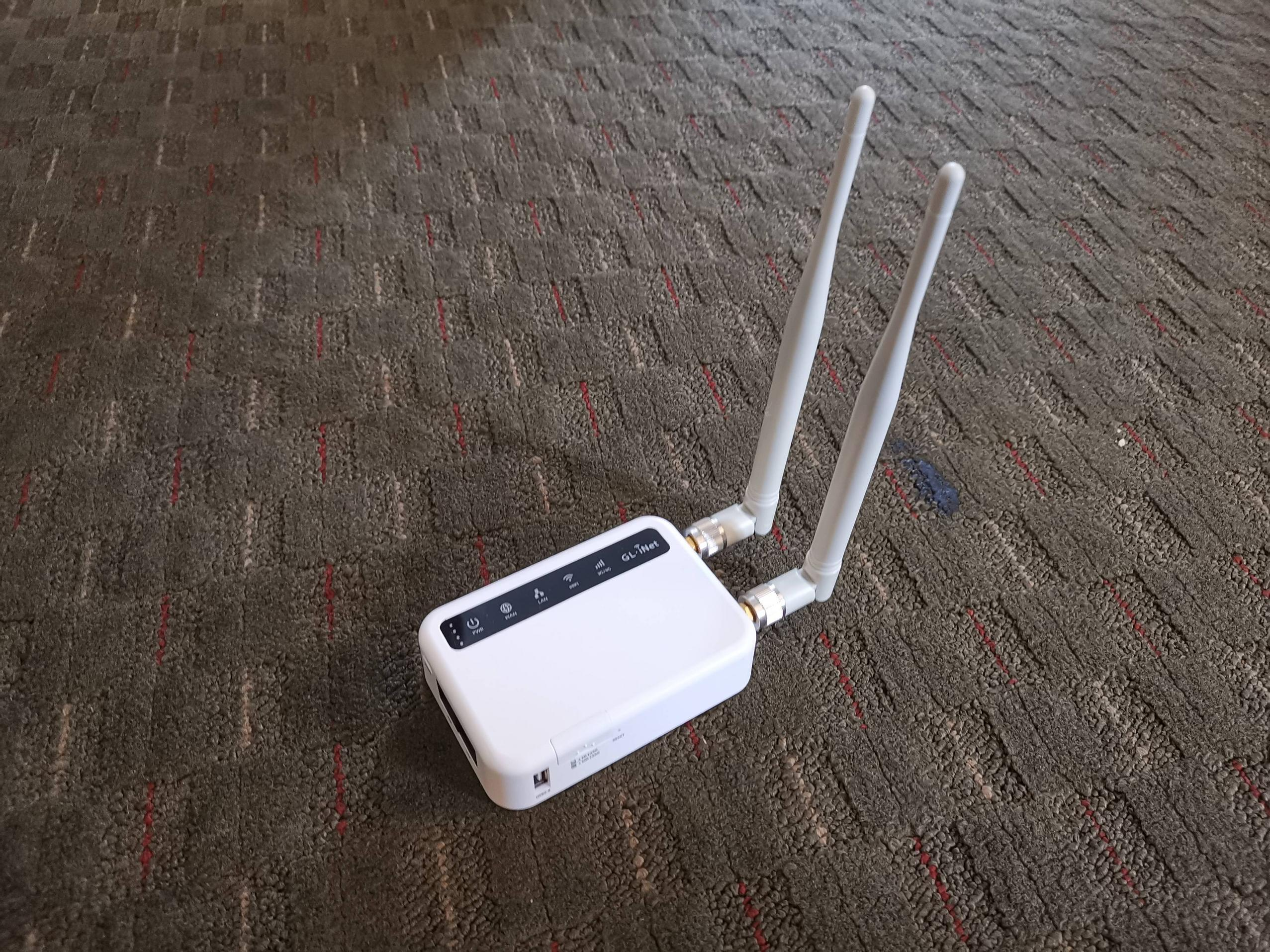 Gl-mifi AT&T LTE settings - routers - GL iNet